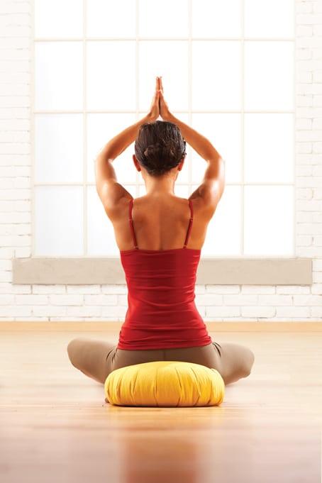 Zenga Matwork - Prayer Pose